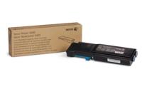 106R02233 Принт-картридж голубой повышенной ёмкости на 6000 стр. для Xerox Phaser 6600/WC 6605