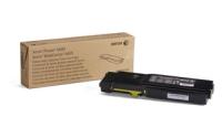 106R02235 Принт-картридж жёлтый повышенной ёмкости на 6000 стр. для Xerox Phaser 6600/WC 6605