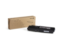 106R02236  Принт-картридж чёрный повышенной ёмкости на 8000 стр. для Xerox Phaser 6600/WC 6605