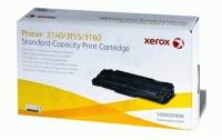 108R00908 Картридж для Xerox Phaser 3140/3155/3160B/3160N, ресурс 1500 стр.
